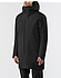 Monitor Down Coat Men's Black