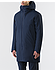 Monitor Down Coat Men's Dark Navy