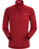 Col zip Rho AR Men's Red Beach