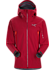 Sabre Jacket Men's Red Beach