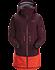 Sentinel LT Jacket Women's Crimson Aura