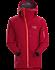 Sidewinder Jacket Men's Red Beach