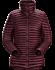 Yerba Coat Women's Crimson
