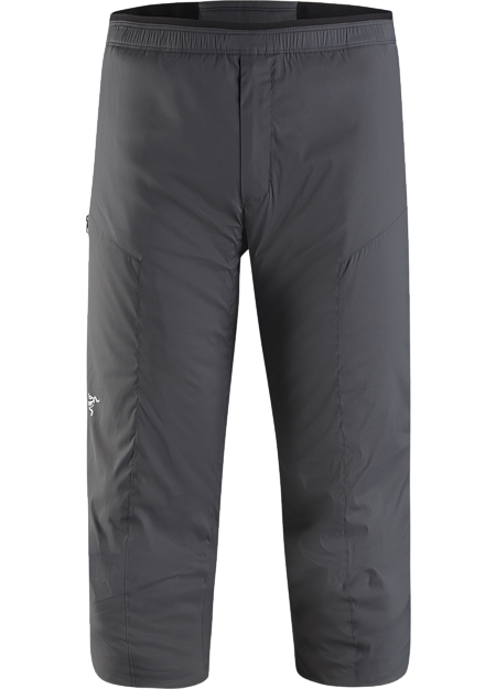 Versatile air-permeable insulation designed to layer under ski pants or bibs.