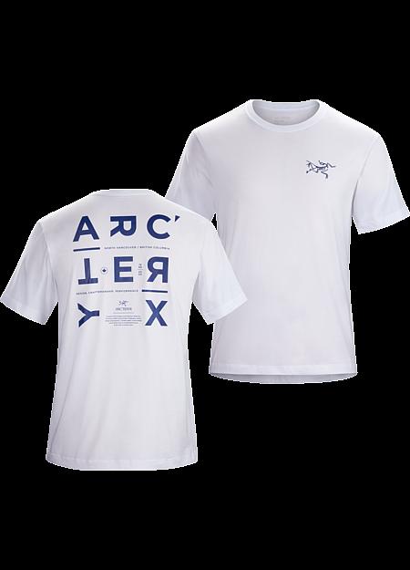 Component T-Shirt Men's White