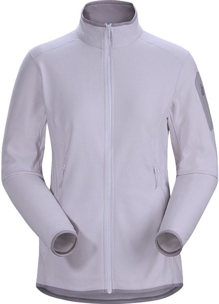 Versatile, lightweight, microfleece jacket that works as a midlayer or as a standalone in cool weather. Delta Series: Midlayer fleece | LT: Lightweight.