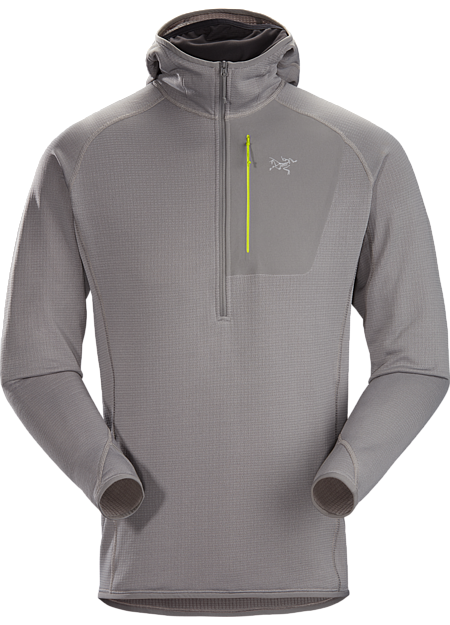 Versatile Polartec® Power Dry® pullover for a range of activities and conditions. Delta Series: Midlayer fleece | MX: Mixed Weather.