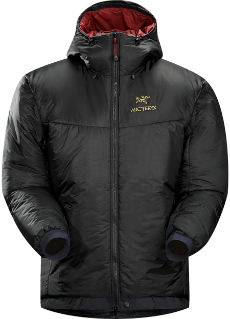 Cold weather insulated parka with dual layers of ThermaTek™ insulation stays warm even when worn over damp or wet layers