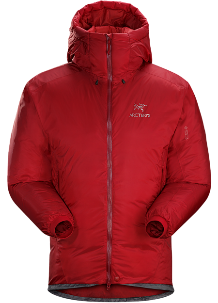 Parka Firebee AR Men's Red Beach
