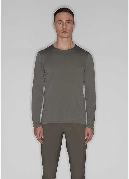 Frame Shirt LS Men's Clay