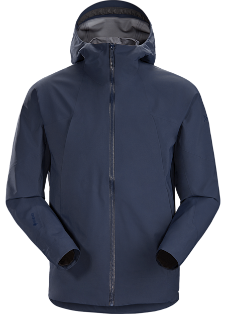 GORE-TEX with GORE C-KNIT™ backer technology weather protection refined for the urban landscape.