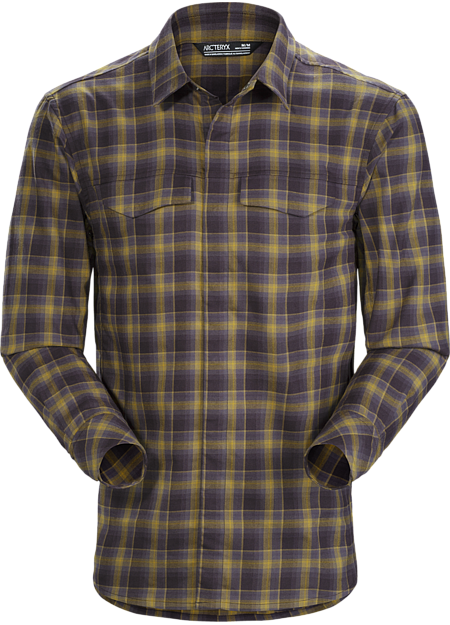 Gryson Shirt LS Men's Radiant Darkness