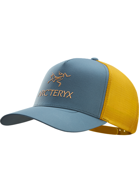 Logo Trucker Hat  Astral/Quantum