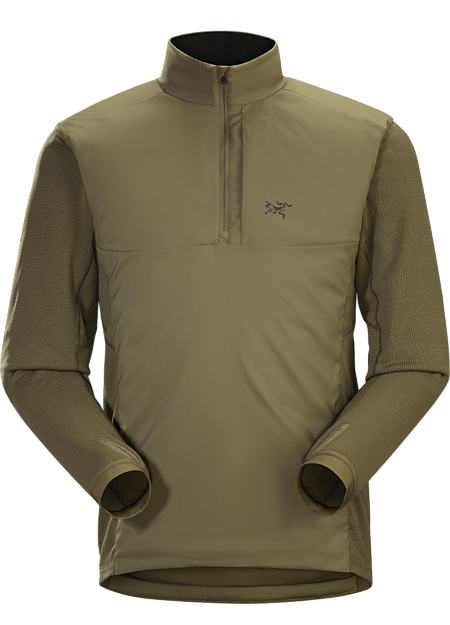 A mid layer that is worn in conjunction with a wet weather protective jacket when conducting Special Reconnaissance tasks.