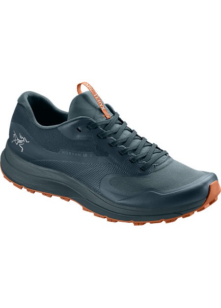 Lightweight, supportive GORE-TEX shoe for lasting comfort on extended trail runs.