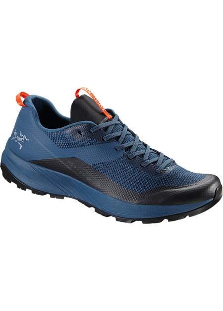 Performance trail running shoe with the grip and security to scramble at speed.