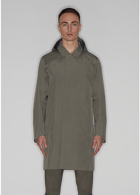 Partition AR Coat Men's Clay