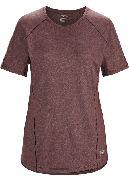 Lightweight, airy short sleeve top designed for mountain running with excellent next-to-skin comfort.