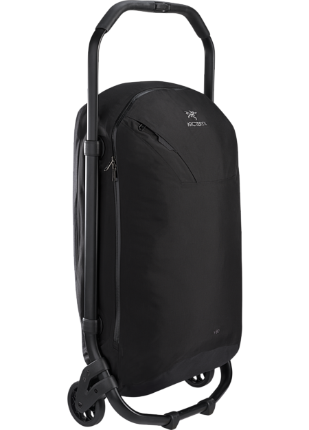 80L rolling gear hauler with exceptional strength-to-weight ratio.