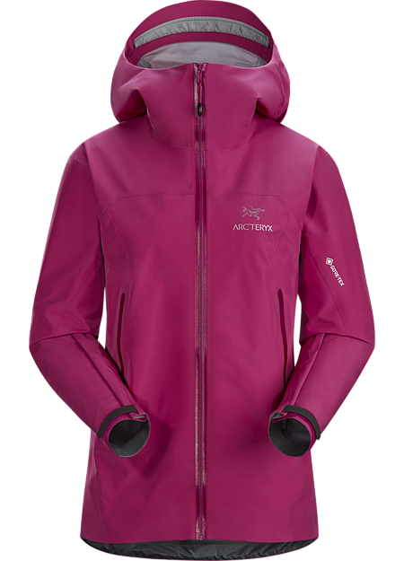 Lightweight, packable, versatile women's shell for trekking and hiking features the comfortable waterproof breathable protection of GORE-TEX fabric with GORE C-KNIT™ backer technology.
