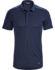 A2B Polo Shirt SS Men's Cobalt Moon