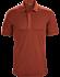 A2B Polo Shirt SS Men's Dark Matter