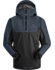 Alpha Pullover Men's Blue Onyx/Black
