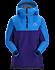Alpha Pullover Women's Adriatic/Azul