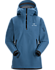 Alpha Pullover Women's Blue Smoke