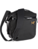 Arro 8 Shoulder Bag  Black