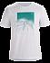 Backlit T-Shirt Men's White