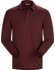 Captive Polo Shirt LS Men's Flux
