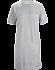 Cela Dress Women's Light Grey Heather