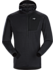 Delta MX 1/2 Zip Hoody Men's Black