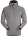 Delta MX 1/2 Zip Hoody Men's Cryptochrome