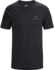 Emblem T-Shirt Men's Black Heather