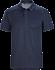 Eris Polo Shirt Men's Cobalt Moon
