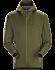 Naga Hoody Full Zip Men's Ranger Green