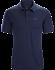 Pelion Polo Shirt Men's Cobalt Moon