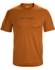 Remige Word Shirt SS Men's Agra