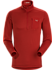 Rho AR Zip Neck Men's Infrared