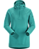 Rho LT Hooded Zip Neck Women's Illusion