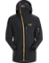 Sidewinder Jacket Men's 24K Black