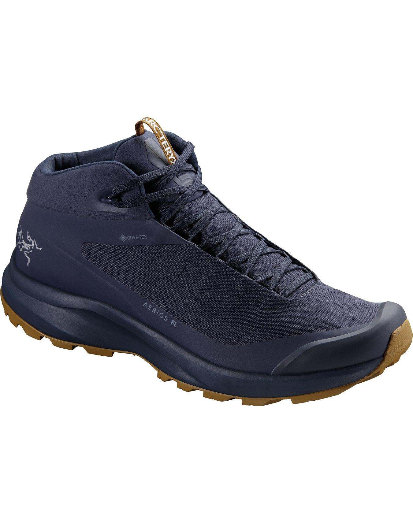 Aerios FL Mid GTX Shoe Cobalt Moon/Yukon