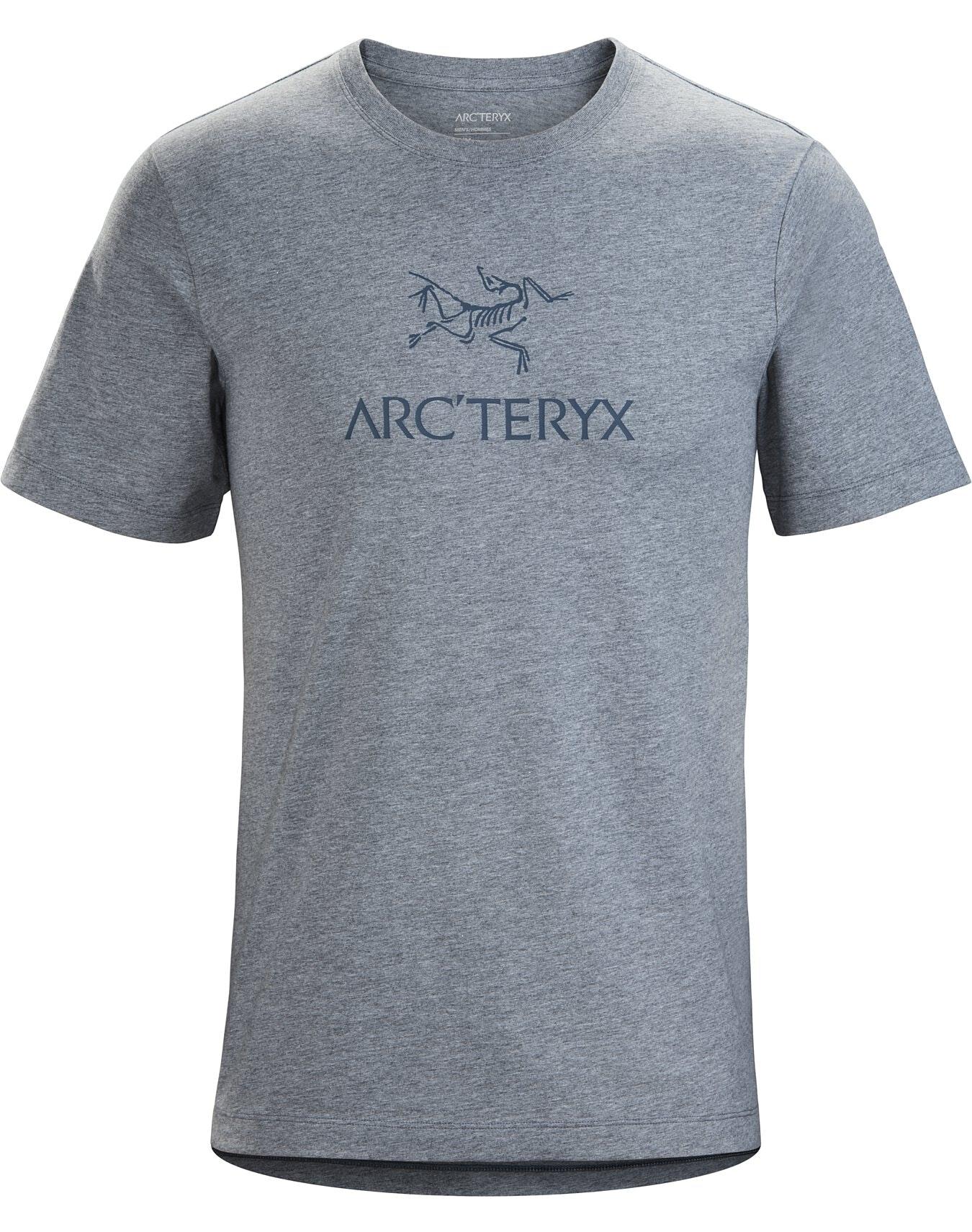 Arc'Word T-Shirt Masset Heather
