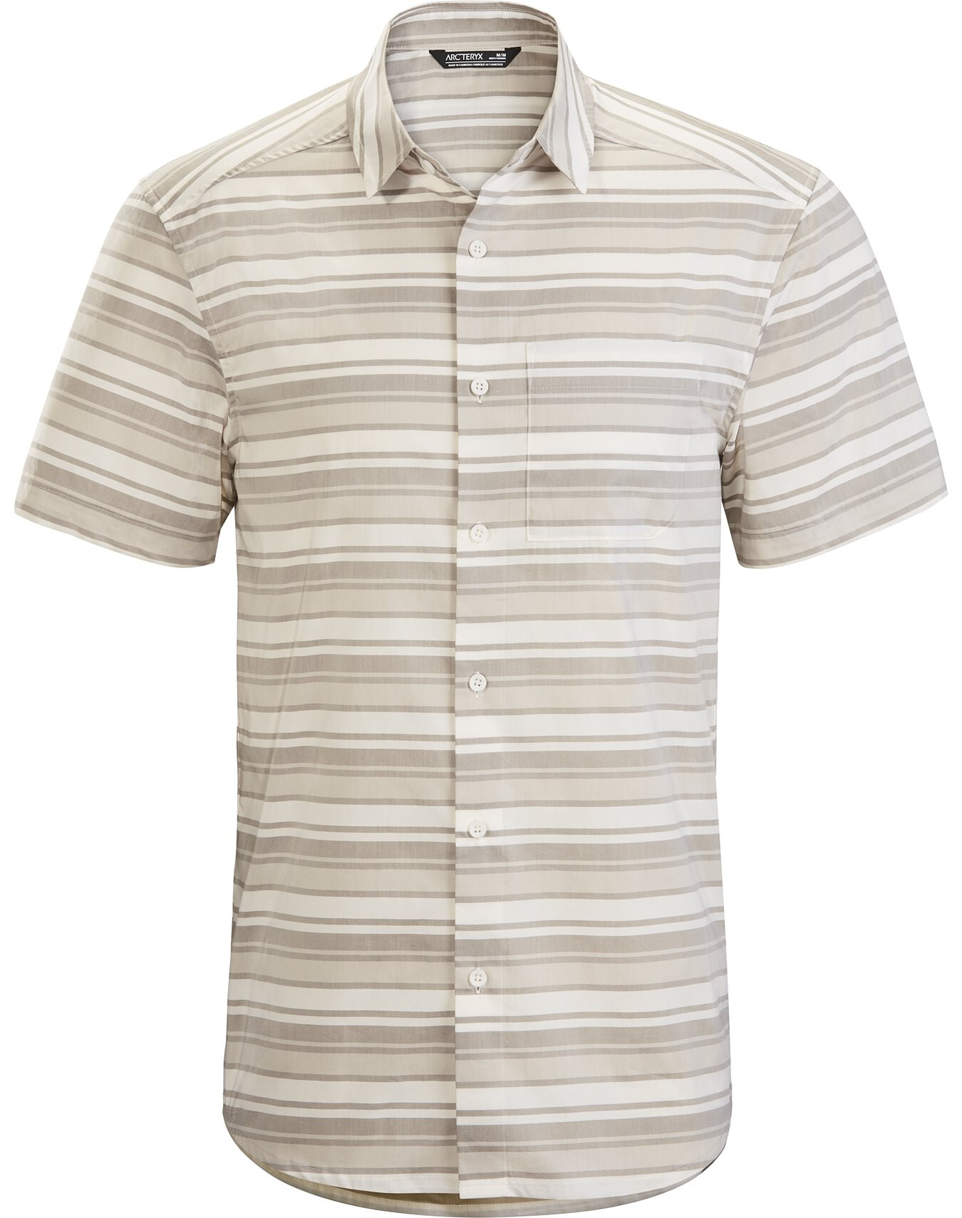 Brohm Striped Shirt SS Ethereal Rune