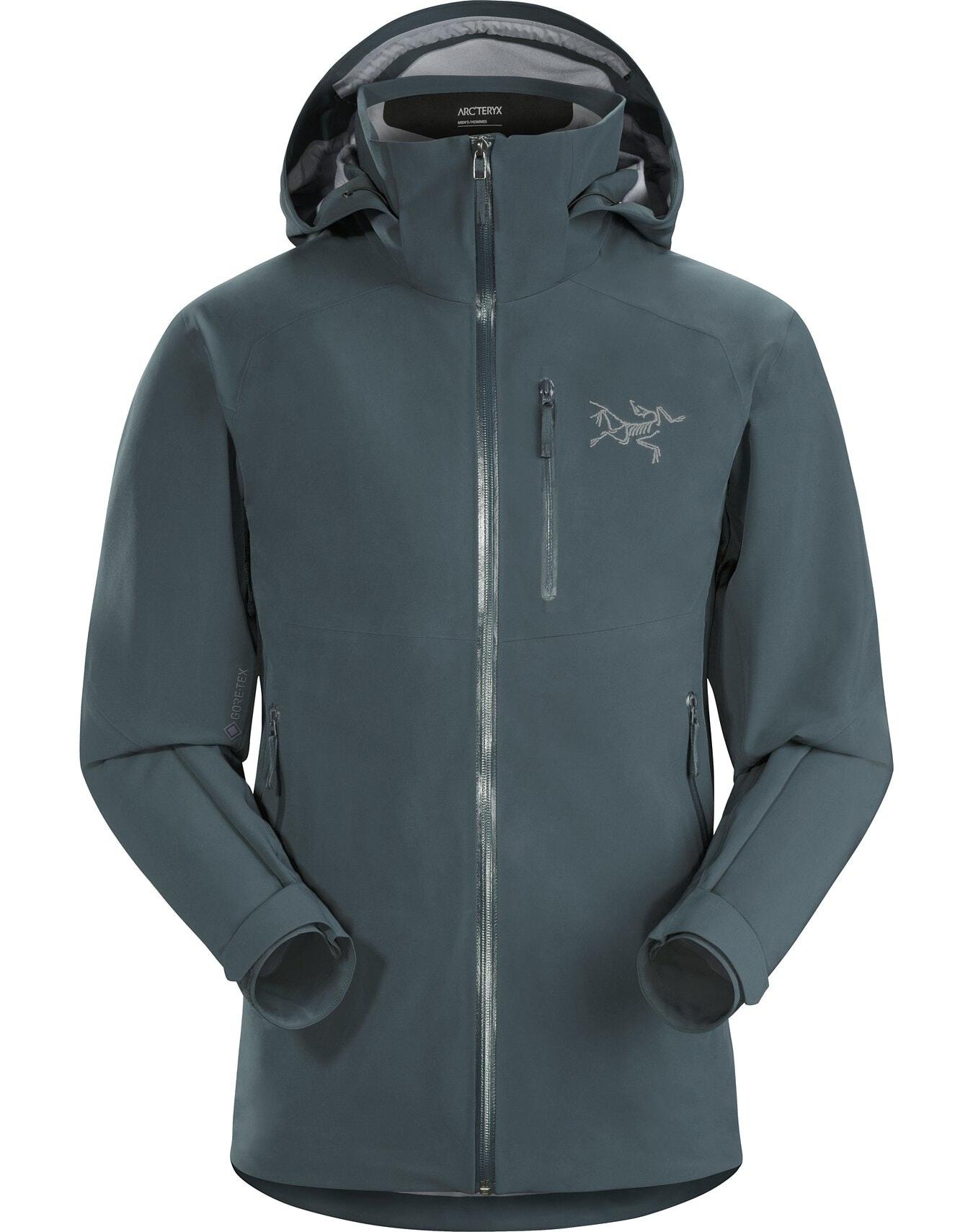 Cassiar Jacket Paradox