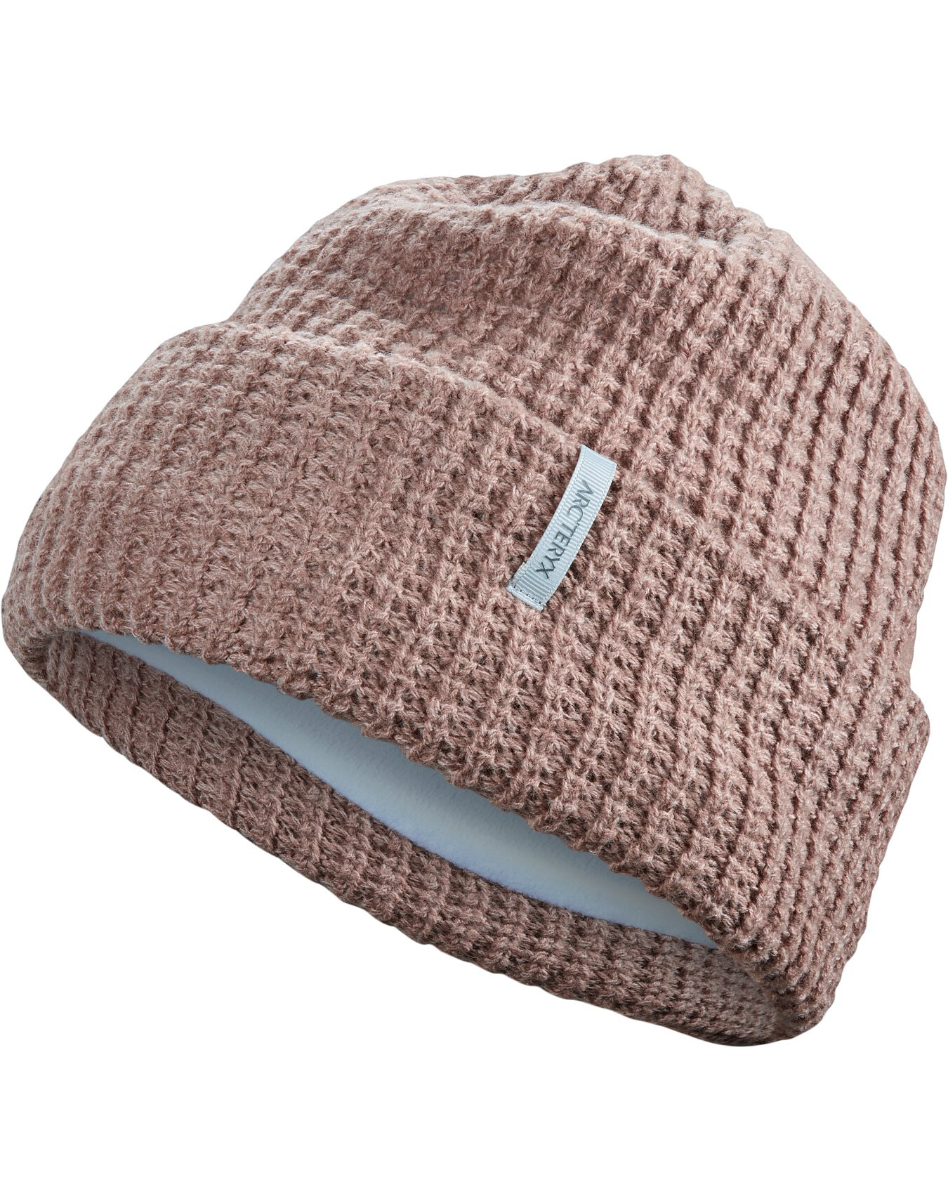 Chunky Knit Toque Jute Heather