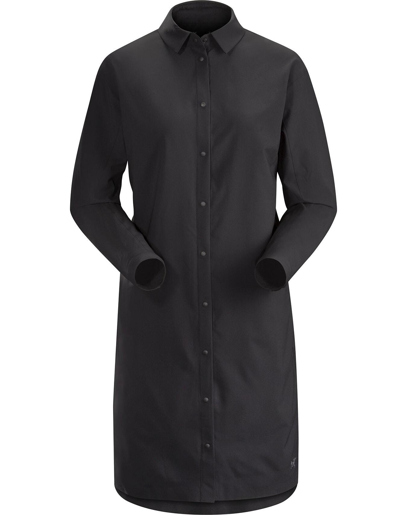 Contenta Shirt LS Black