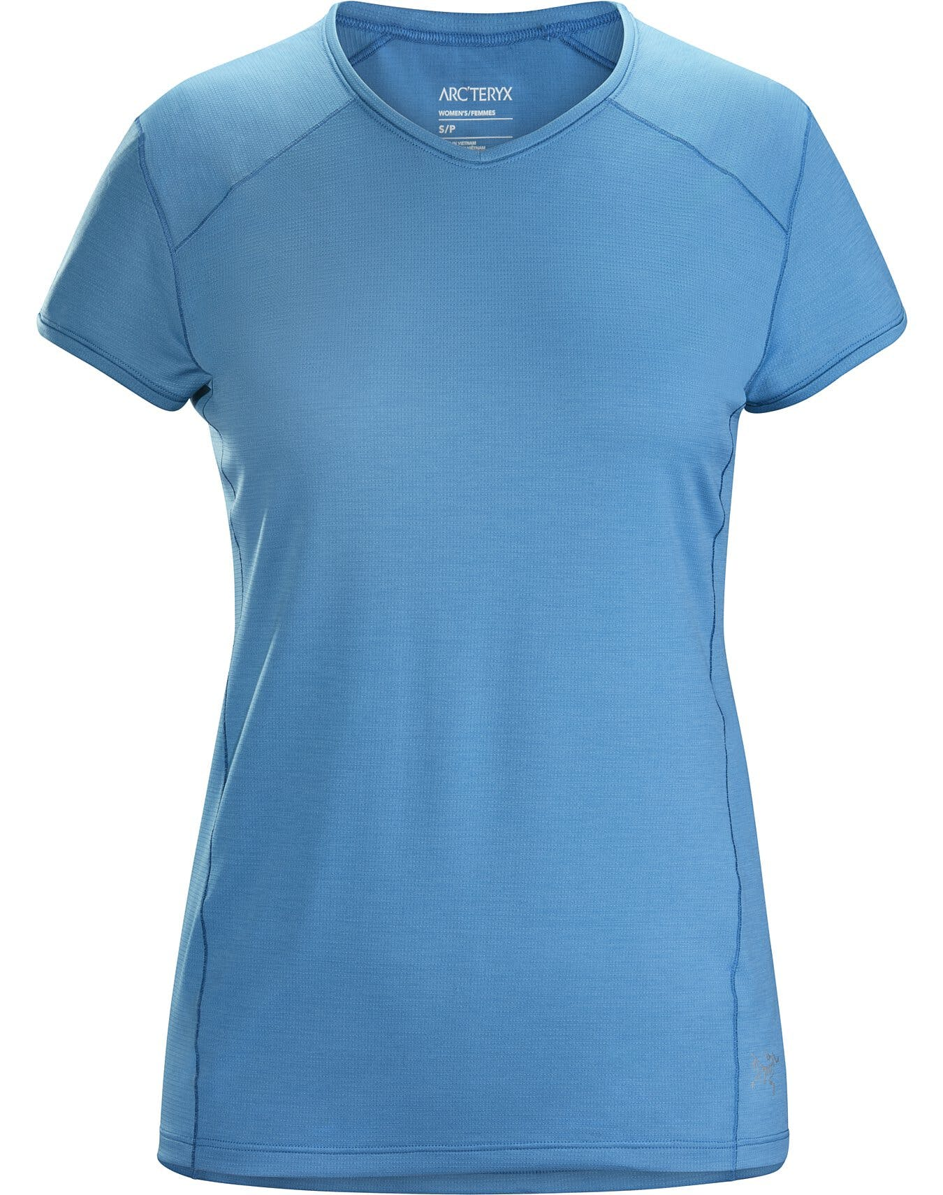 Arcteryx Womens Tolu Top Ss Sleeveless Sleeveless Shirt